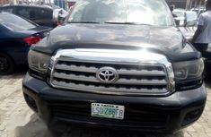 Hottest Deal Toyota Sequoia 2008 Black for sale
