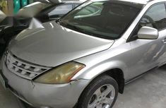 Used Nissan Murano 2003 Gray for sale