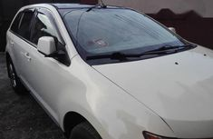 Foriegn Used Ford Edge 2007 White for sale