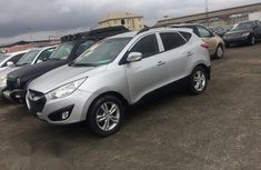 Hyundai Ix35 2014 Gray for sale