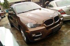 BMW X6 2014 Petrol Automatic Brown