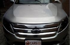 Ford Fusion 2010 Silver for sale