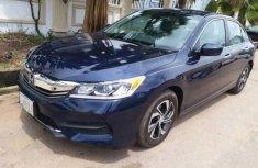 Honda Accord 2016 Blue for sale
