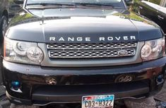 Land Rover Range Rover Sport 2008 Petrol Automatic Black
