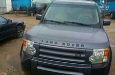 Land Rover LR3 2006 Gray for sale