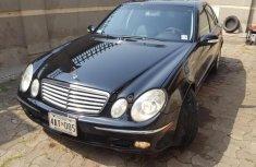 Mercedes-Benz E320 2004 Automatic Petrol ₦1,800,000