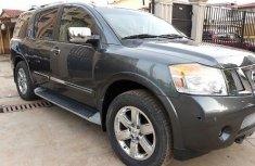 Nissan Armada 2012 Petrol Automatic Grey/Silver