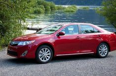Updated Toyota Camry 2012 prices in Nigeria – Good value for money