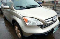 Honda CRV 2009 Gold for sale