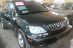 Lexus RX300 2002 Green For Sale