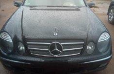 Tokunbo Mercedes-Benz E320 2003 Black