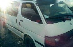 Nigerian Used Toyota Hiace 1998 White