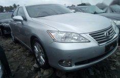Lexus ES350 2010 Silver for sale