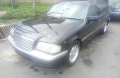 Mercedes-benz C240 2000 Black For Sale