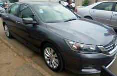 Honda Accord 2013 Petrol Automatic Grey/Silver