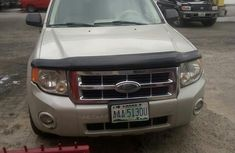 Clean Ford Escape 2010 Gray For Sale