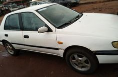 Clean Nissan Sunny 1994 White for sale