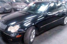Mercedes Benz C320 2005 Black For Sale