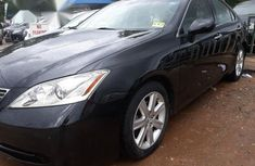 Lexus Es 350 2007 Black for sale
