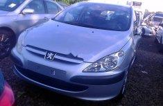 2004 Peugeot 307 Petrol Automatic