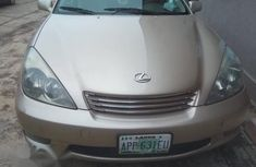 Lexus Es330 2004 Gold For Sale
