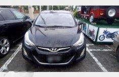 Hyundai Elantra 2014 Black For Sale