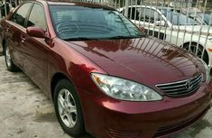 Used Toyota Camry 2002 Red for sale
