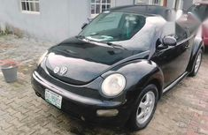 Volkswagen Beetle 2000 Black for sale