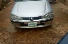 Peugeot 406 2001 Silver for sale