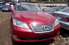 Lexus ES 2010 ₦5,000,000 for sale