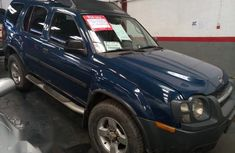 Very Clean Nissan Xterra 2004 Blue