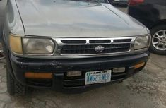 Nissan Pathfinder 1999 Silver for sale