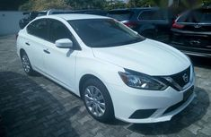 Tokunbo Nissan Sentra 2017 White for sale