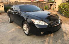 Lexus ES350 2007 Black for sale