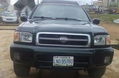 Nissan Pathfinder 2003 Green for sale