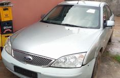 Tokunbo Ford Mondeo 2004 Silver for sale