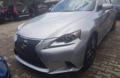 Lexus IS250 2015 Silver for sale