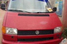 Tokunbo Volkswagen Transporter 2000 Red