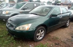 Honda Accord 2004 Green For Sale