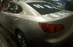 Lexus Is250 2006 Silver for sale