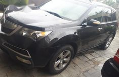Acura MDX 2012 Black for sale