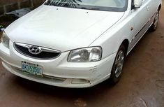 Hyundai Verna 2009 White for sale
