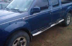 Nissan Frontier 2006 Blue for sale