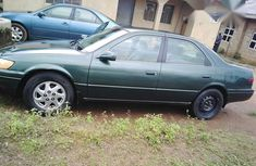 Clean Toyota Camry 1999 Green for sale