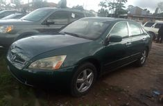Honda Accord 2005 Green For Sale