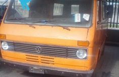 Tokunbo Volkswagen LT Bus 1999 Orange