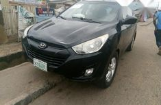 Hyundai Ix 35 2012 Black for sale