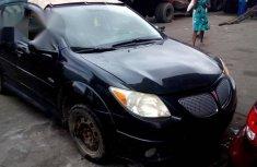 Pontiac Vibe 2007 Black for sale