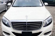 Mercedes-Benz S Class S550 2016 White For Sale