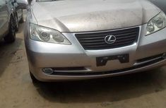 Lexus ES350 2008 Silver for sale